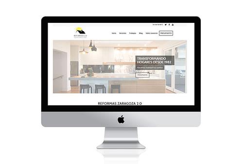 Marketing Online Reformas e interiorismo - SEO