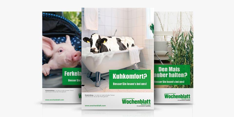 Imagewerbung Landwirtschaftsverlag