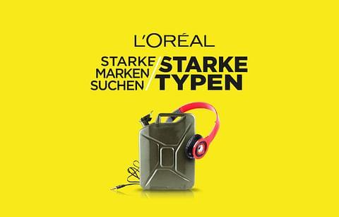 L'Oréal Employer Branding Kampagne
