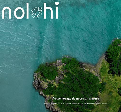 Nolohi - Application web