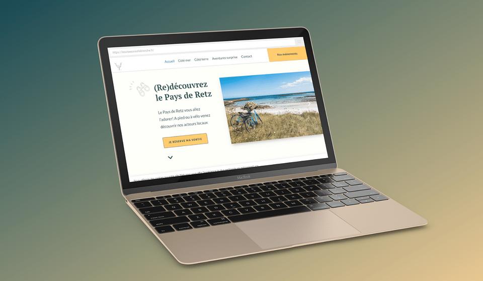 Site de réservation / tourisme locale