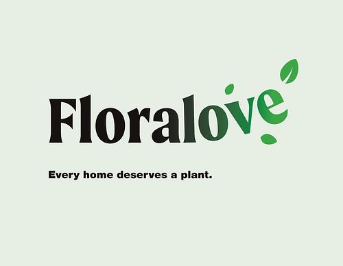 Branding Floralove - Branding & Positionering