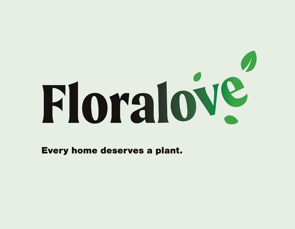 Branding Floralove