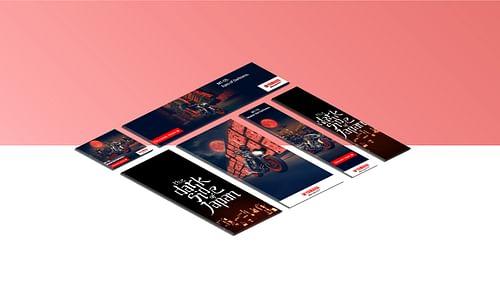 Graphic Design - Yamaha - Ontwerp
