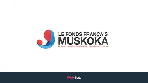 Création logo Fonds Muskoka (Unicef) - Design & graphisme