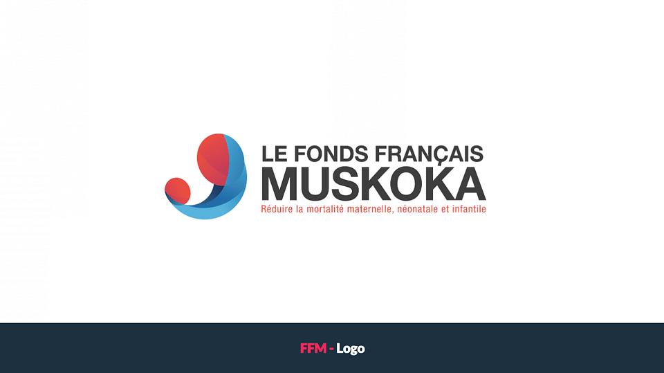 Création logo Fonds Muskoka (Unicef)
