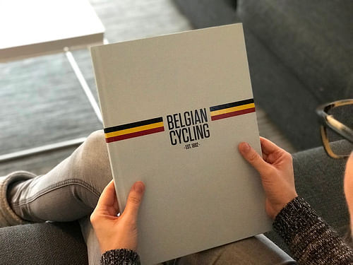 Rebranding for Belgian Cycling - Content Strategy