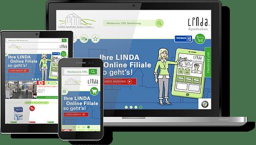 Mit Click & Collect gegen die Versandapotheken:... - Webanwendung