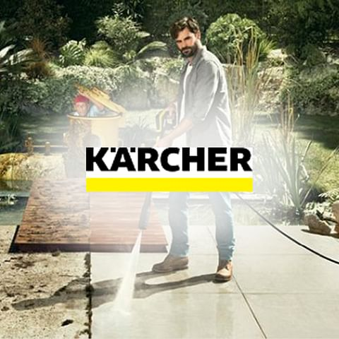 Kärcher Spain B2B and Consumer Promotions