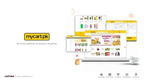 Magento based E-commerce solution - Web Application
