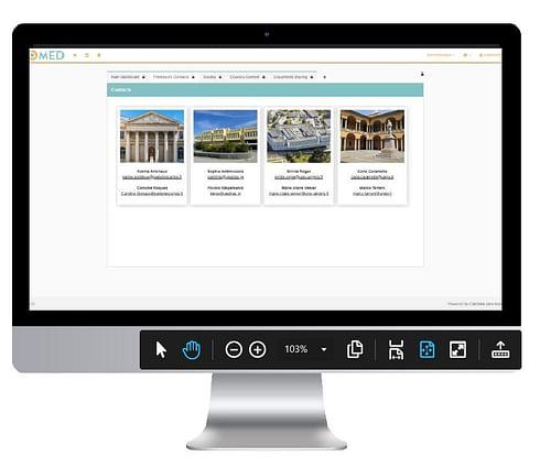 Développement d'une plateforme e-learning - Création de site internet
