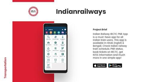 Indian Railways - Mobile App