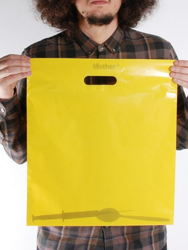 Uncarriable Carrier Bags, 1