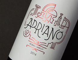 Branding y Packaging Adriano