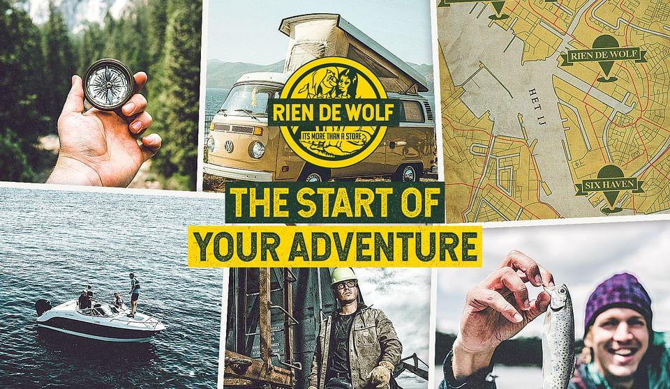 Rien de Wolf - THE Amsterdam adventure store