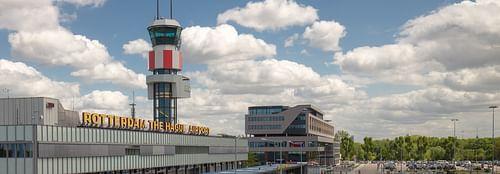 Rotterdam The Hague Airport - Social media
