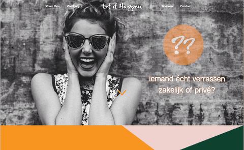 Let it Happen: Website & SEO