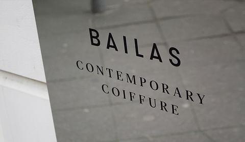 BAILAS CONTEMPORARY COIFFURE –Interior Design