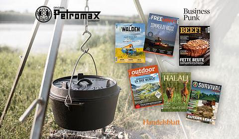 Petromax – Storytelling & PR