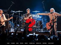 V2 Les Insus, site officiel