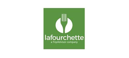 La construction d'une marque LEADER : LaFourchette - Réseaux sociaux