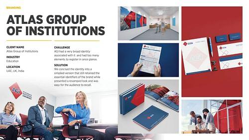 Atlas Group of Institution - Online Advertising