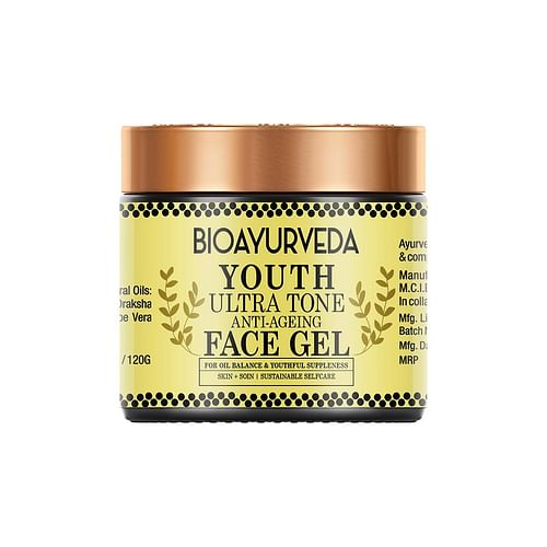 Youth Ultra Tone Anti-Ageing Face Gel - E-commerce