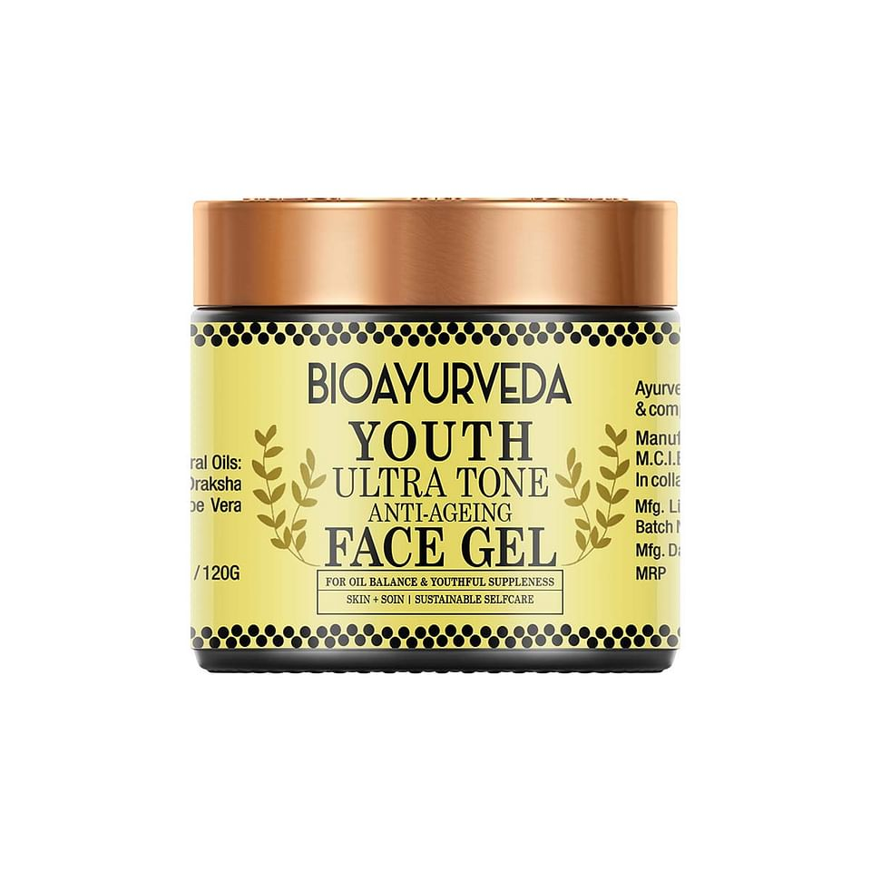 Youth Ultra Tone Anti-Ageing Face Gel