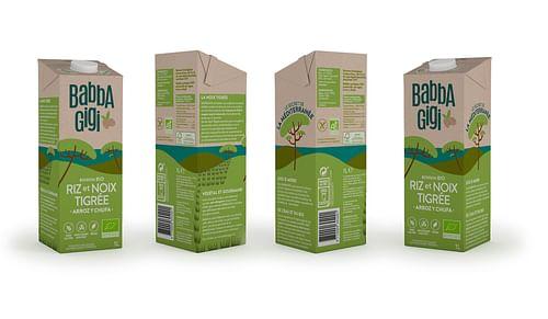 Babbagigi - Vegetal Drink - Branding y posicionamiento de marca