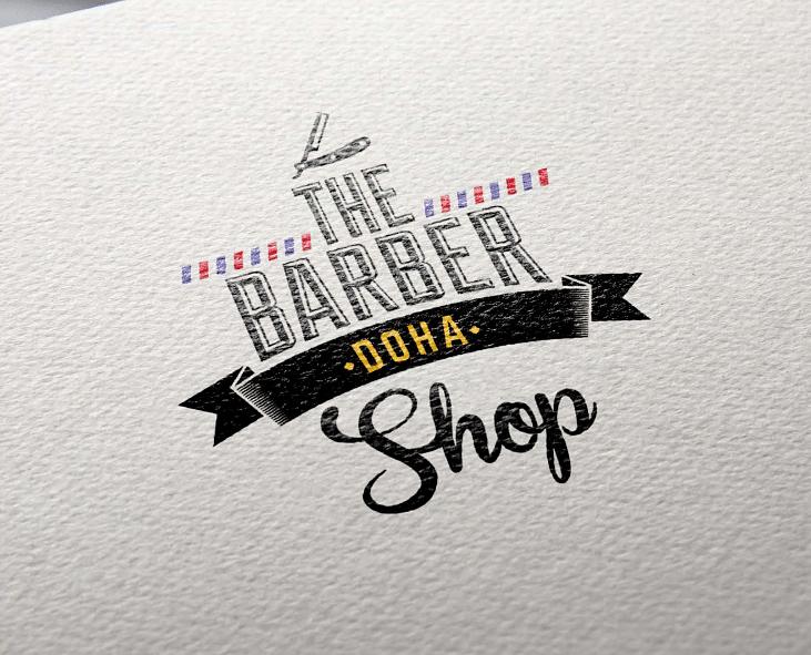 Identidad Visual The Barber Shop