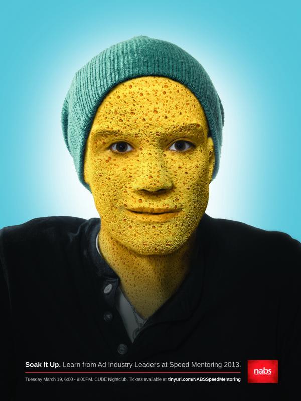 Sponge1 - Advertising