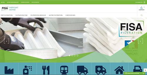 Création site ecommerce PrestaShop connecté à Sage - Création de site internet