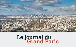 Création du site web du Journal du Grand Paris