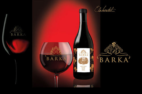 Brand Creation Barka Wine - Branding & Positioning