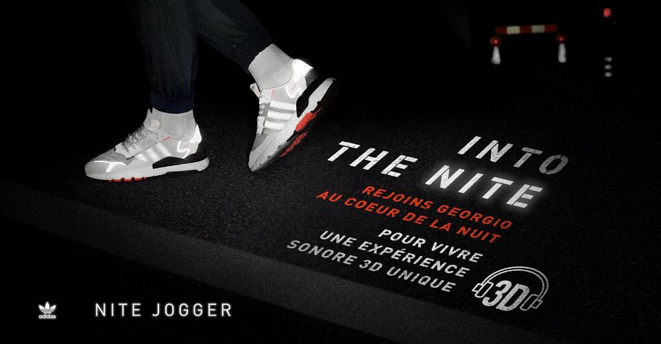 Into the Nite (Nite Jogger)