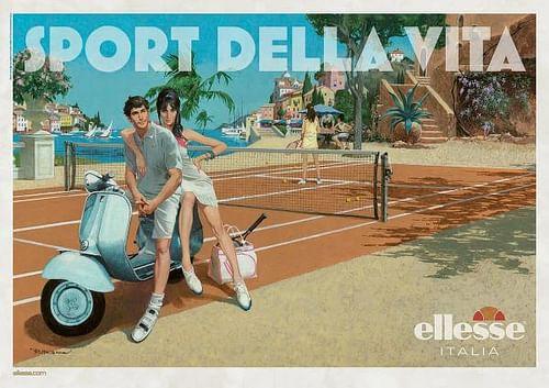 Spring Portofino - Advertising