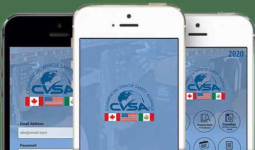 CVSA - Mobile App