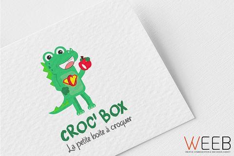 Croc Box - La petite boîte à croquer