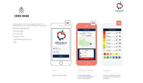 App elSuper.cl - App móvil